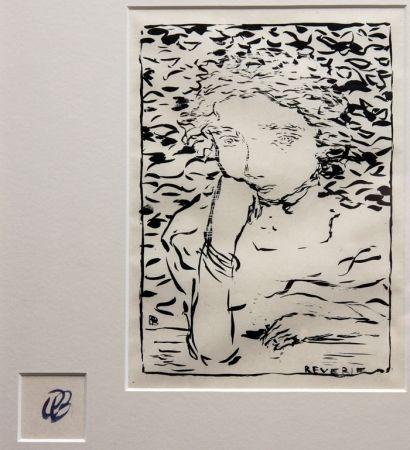 Litografía Bonnard - Reverie