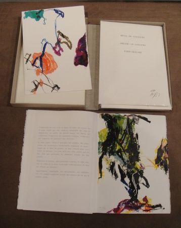 Litografía En Joong - Reves de couleurs