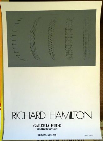 Cartel Hamilton - Richard Hamilton