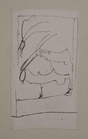 Grabado Beuys - Riesenziegen