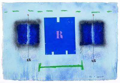 Carborundo Coignard - Rigueur bleue