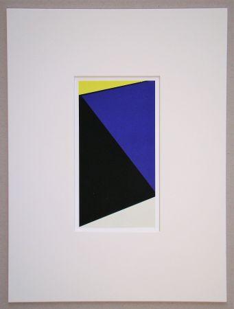 Serigrafía Baertling - Rimi - 1961