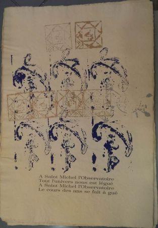 Litografía Arman - RITOURNELLE