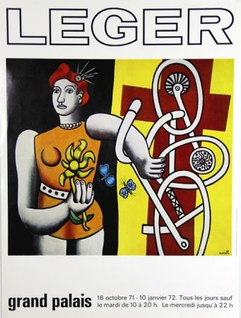Offset Leger - Rivoli Fine Art