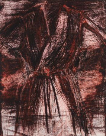 Grabado Dine - Robe in a Furnace