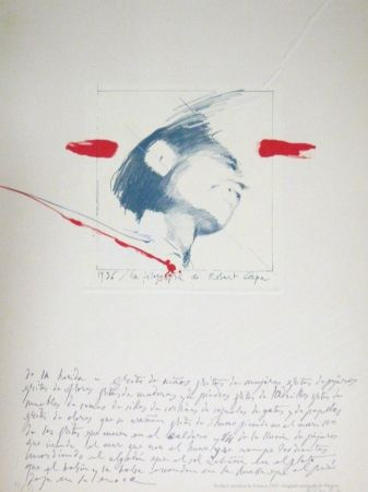 Litografía Bru - Robert Capa