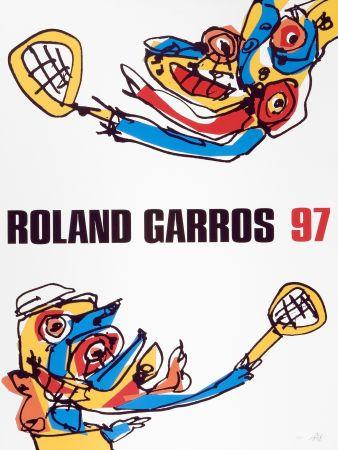 Offset Saura - Roland Garros