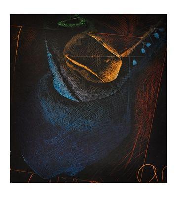 Aguafuerte Y Aguatinta Telemaque - Roland Garros IV