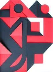 Múltiple Castellani - Rosso e nero