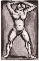 Aguafuerte Y Aguatinta Rouault - Rouault:  oeuvre gravé (catalogue raisonné) [with an original etching]