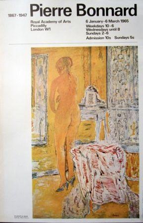 Litografía Bonnard - Royal Academy of Arts