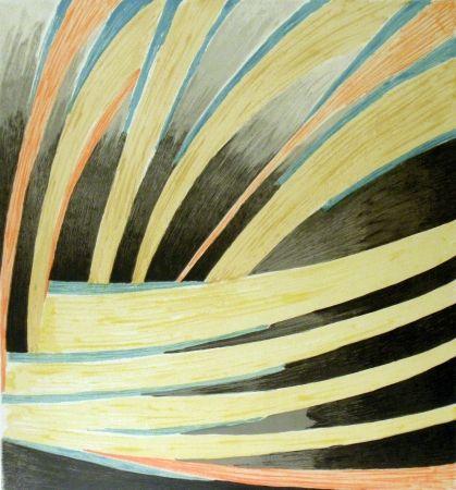 Litografía Survage - Rythmes colorés 2