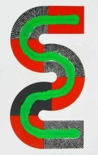 Litografía Sugai - S-Octobre
