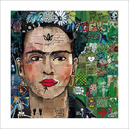 Cartel Ary Kp - Sacrée Frida