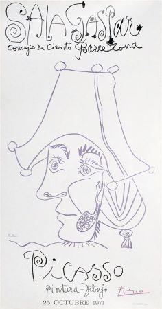 Offset Picasso - Sala Gaspar, Pintura - Dibujo