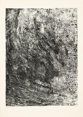 Litografía Dubuffet - Salissures