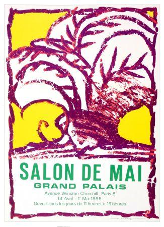 Cartel Alechinsky - Salon de Mai