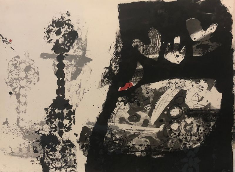 Litografía Clavé - Sans titre