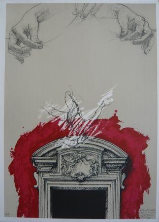 Litografía Pignon-Ernest - Sans titre