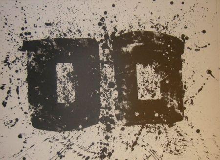 Litografía Francis - Sans titre