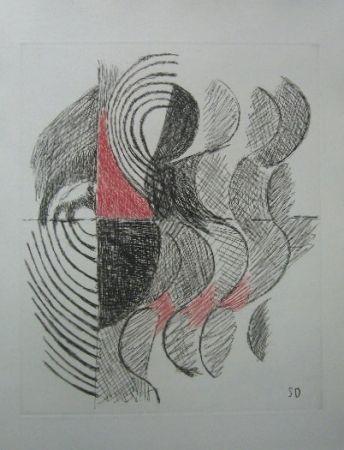 Grabado Delaunay - Sans titre