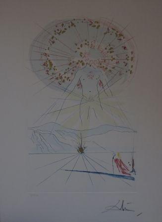 Aguafuerte Y Aguatinta Dali - Sans titre