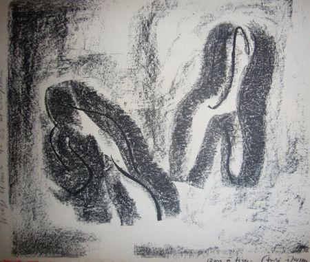 Litografía Masson - Sans titre