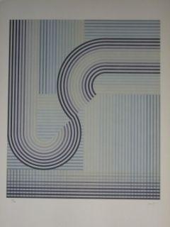 Litografía Sempere - Sans titre