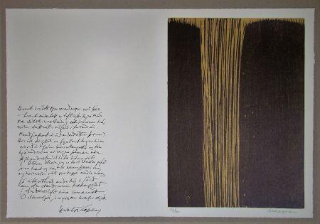 Grabado En Madera Bergmann - Sans titre