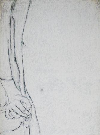 Litografía Segal - Sans titre
