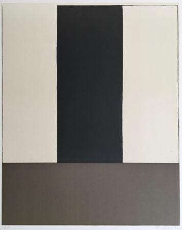 Litografía Spescha - Sans titre