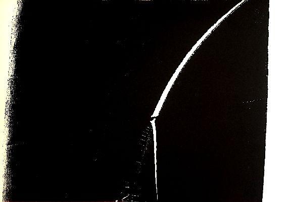 Litografía Hartung - Sans titre 2