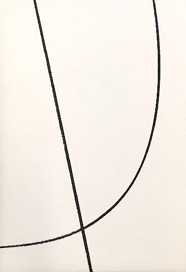 Litografía Hartung - Sans titre 4