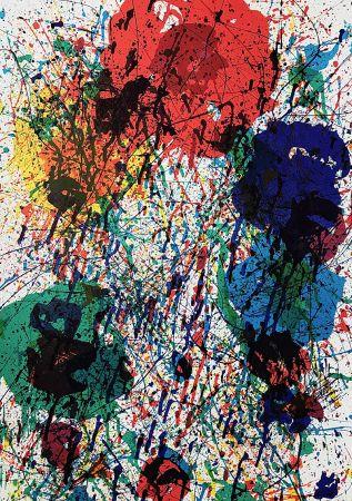 Litografía Francis - Sans Titre (c. 1970)