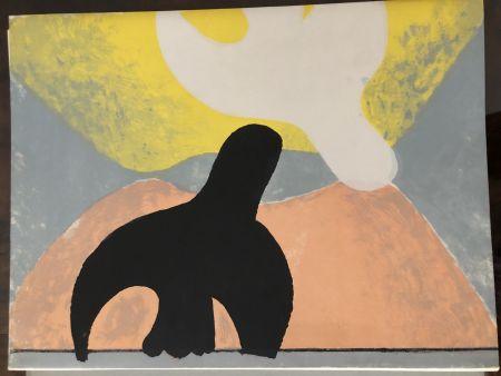 Litografía Braque - Sans titre / Untitled
