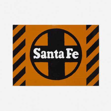 Serigrafía Cottingham - Santa Fe Railway