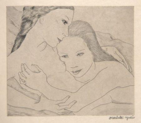 Libro Ilustrado Lydis - SAPPHO (ΣΑΠΦΩ). Poèmes. 16 gravures originales signées (1933).