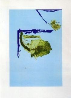 Aguafuerte Frankenthaler - Sardine