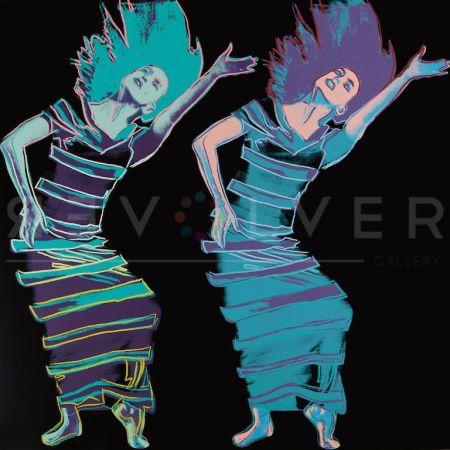Serigrafía Warhol - Satyric Festival Song