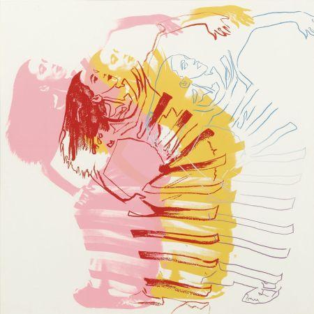 Serigrafía Warhol - Satyric Festival Song Unique