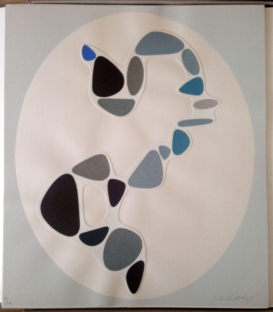 Sin Técnico Vasarely - Sauzon (Belle Isle) - Collage