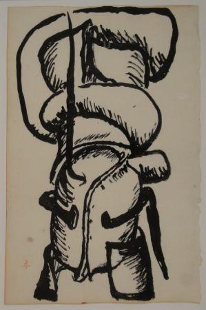 Sin Técnico Müller - Sculpture / Skulpturstudie.