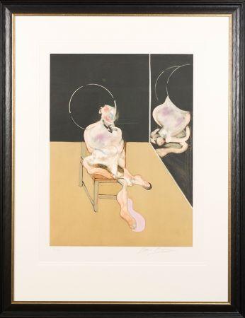 Aguatinta Bacon - 'Seated Figure'