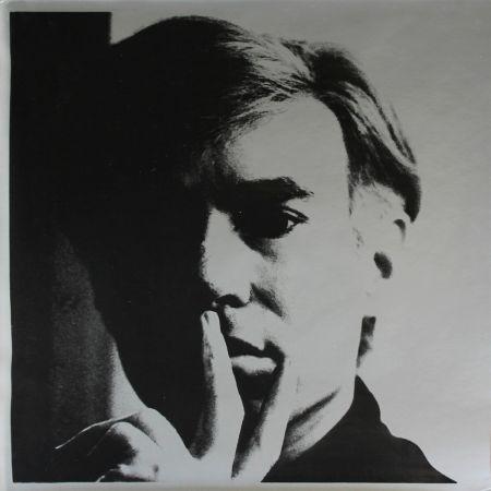 Serigrafía Warhol - Self-Portrait (FS II.16)