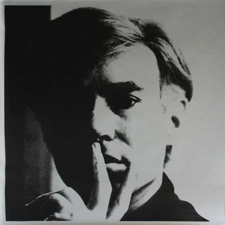 Offset Warhol - Self-Portrait (FS II.16)