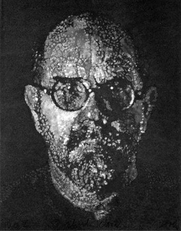 Múltiple Close - Self Portrait / Pulp / Pochoir