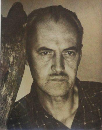Fotografía Cramer - Self Postrait 1948