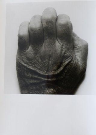 Fotografía Coplans - Selfportrait back of hand