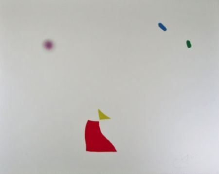 Aguafuerte Y Aguatinta Miró - Serie Mallorca