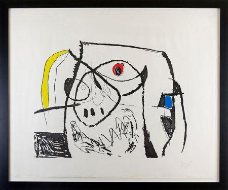 Grabado Miró - Serie Mallorca Plate XII